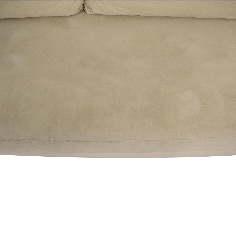 shop Pottery Barn Pottery Barn Carlisle Upholstered Sofa online