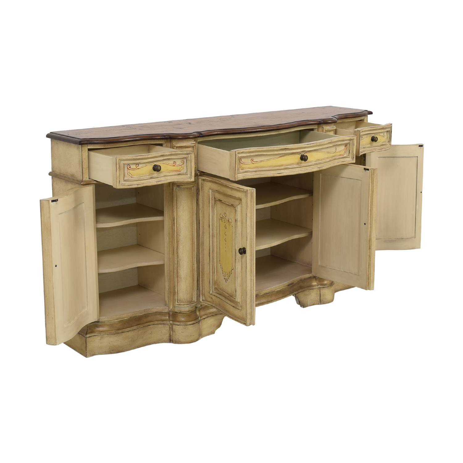 Stanley Furniture Stanley Furniture Country French Buffet price
