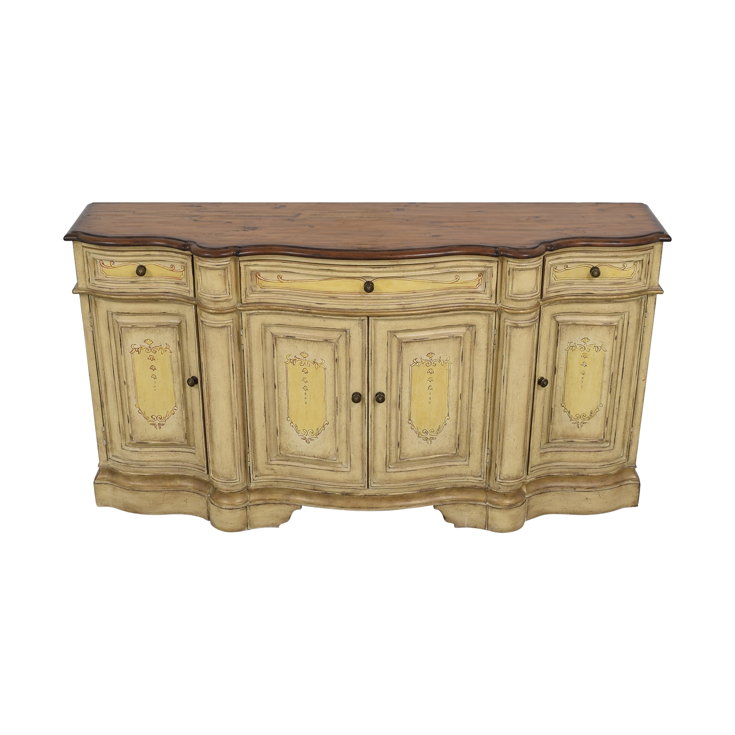 Stanley Furniture Stanley Furniture Country French Buffet dimensions