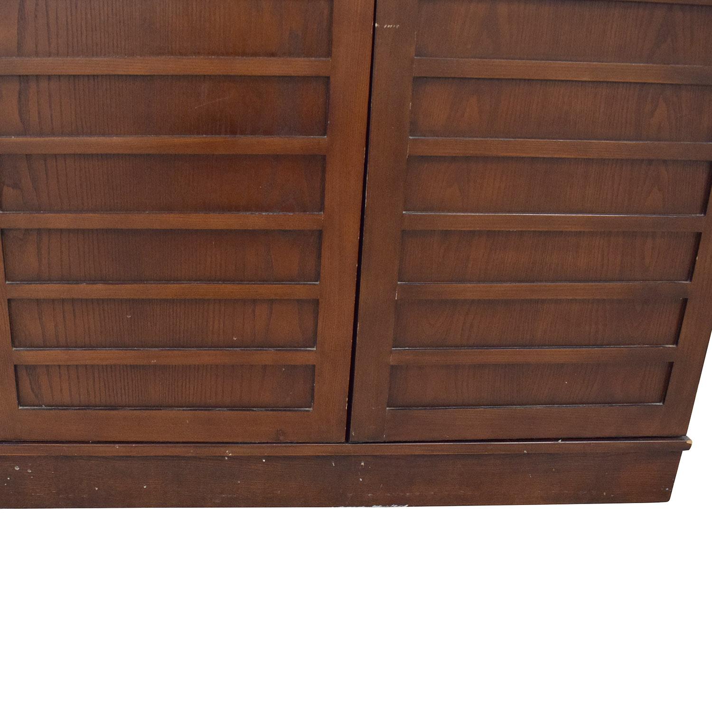 Crate & Barrel Crate & Barrel Bar Cabinet Media Units