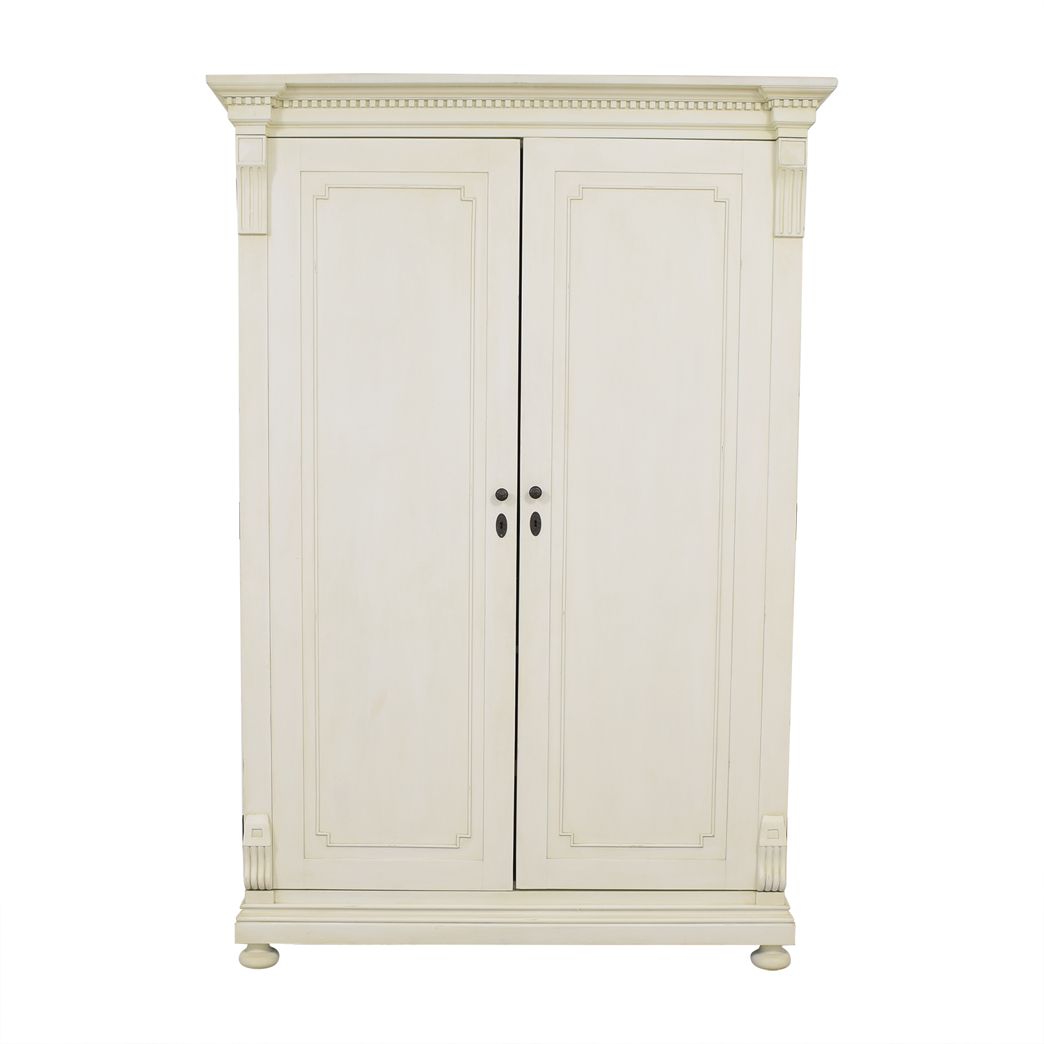 Restoration Hardware Restoration Hardware St. James Armoire discount