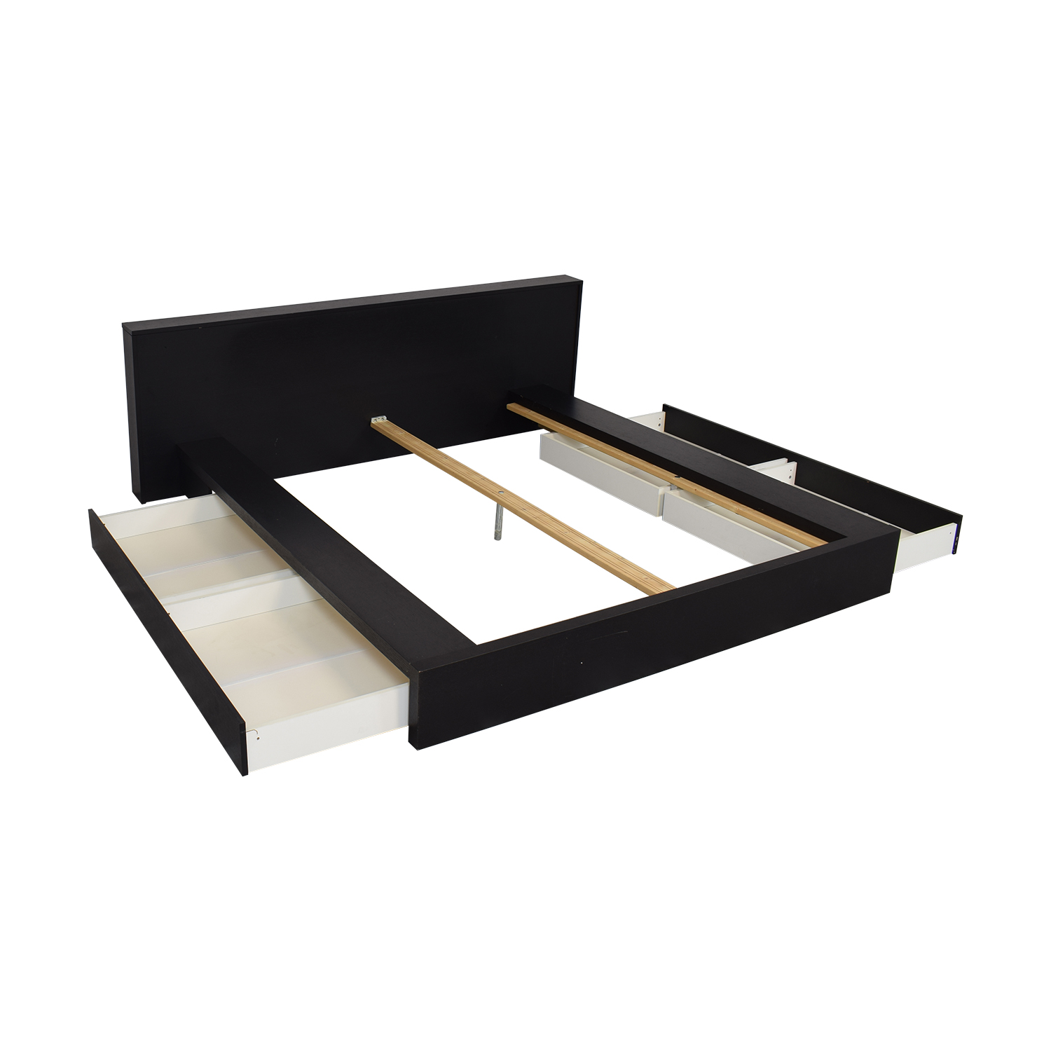 BoConcept BoConcept Queen Bed with Storage black