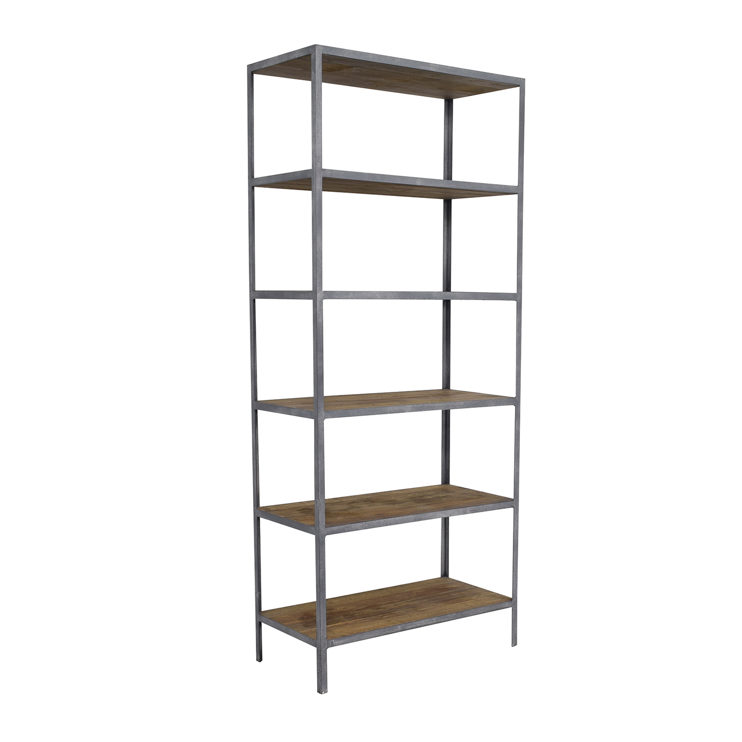 Restoration Hardware Restoration Hardware Vintage Industrial Single Shelving for sale