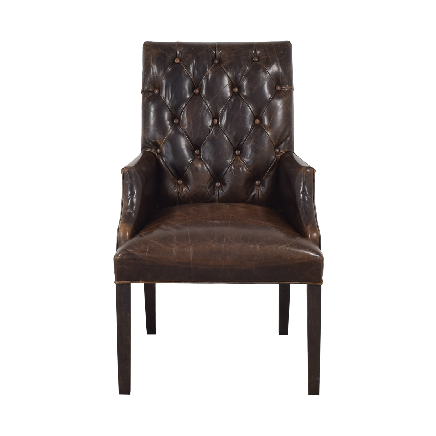 Restoration Hardware Restoration Hardware Bennett Parsons Armchair second hand