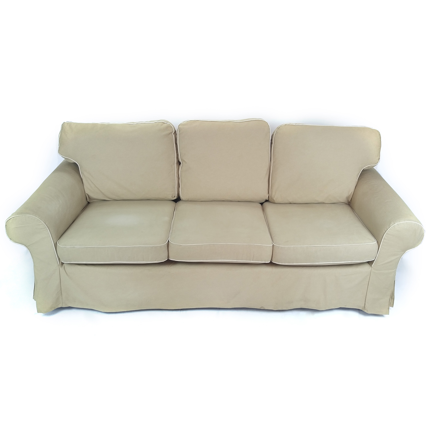 65 off ethan allen ethan allen paisley cushioned sofa for Classic sofa