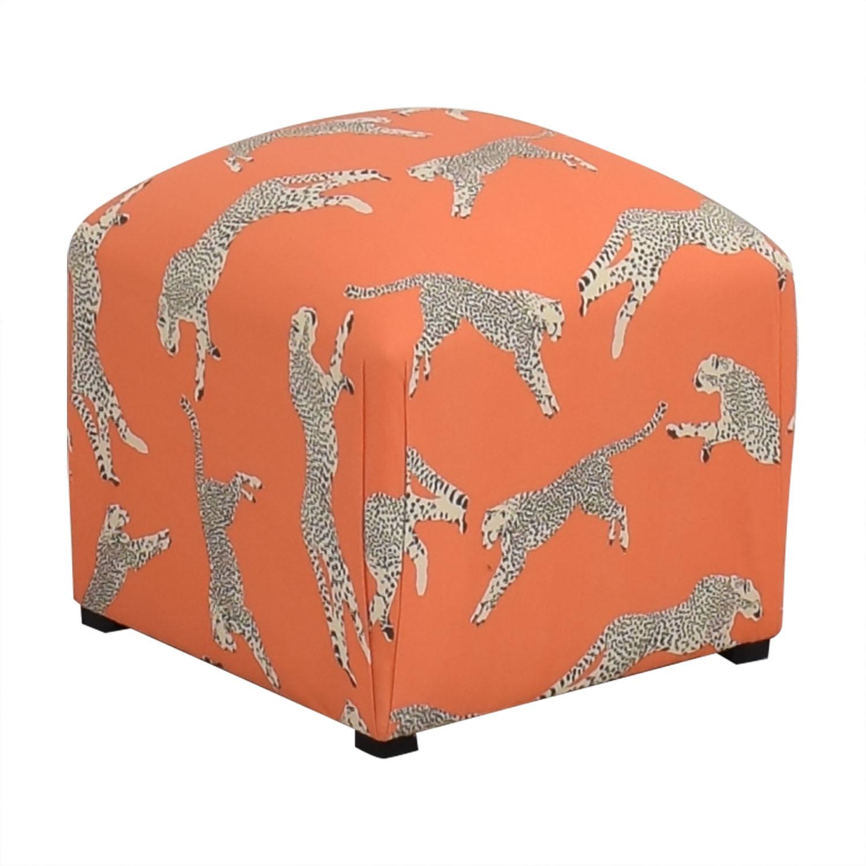 buy The Inside Deco Ottoman The Inside Ottomans
