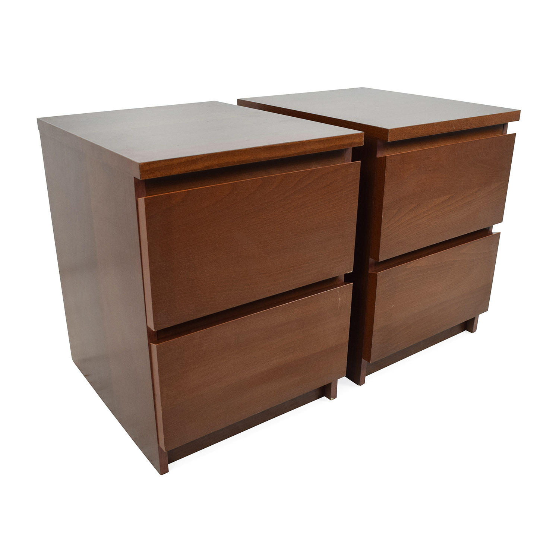 51 off ikea ikea malm dresser set storage