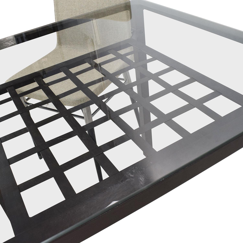 85 OFF IKEA IKEA Granas Table with Preben Chairs Tables : used ikea granas table with preben chairs from furnishare.com size 1500 x 1500 jpeg 262kB
