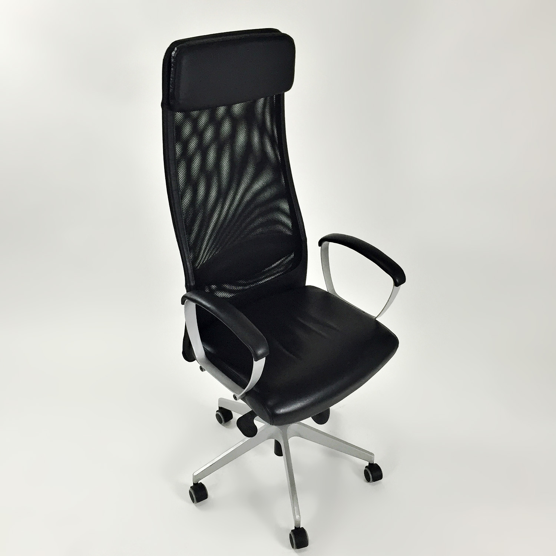 shop Markus Swivel Chair IKEA Home Office Chairs