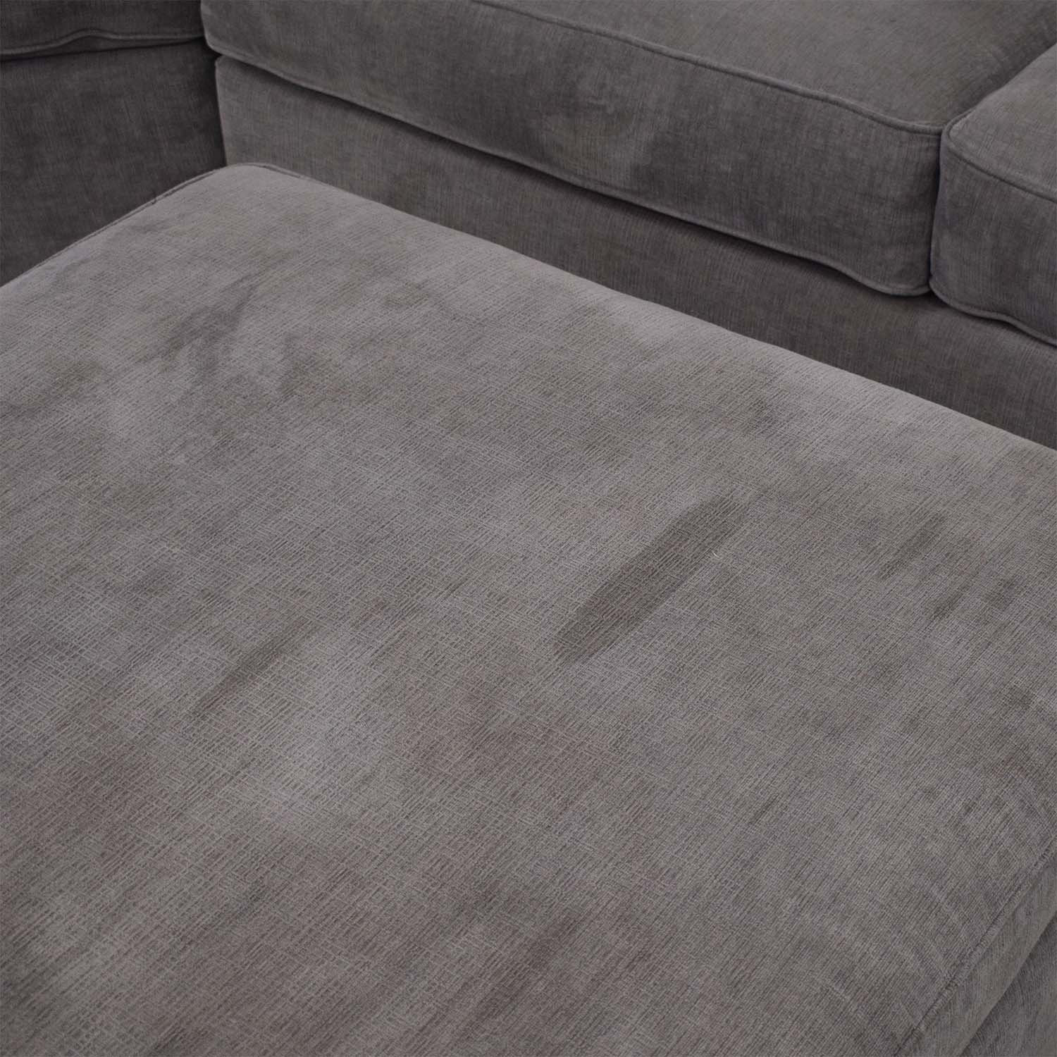 buy Macy's Radley Fabric 6-Piece Chaise Sectional Sofa with Corner Piece and Ottoman Macy's Sofas