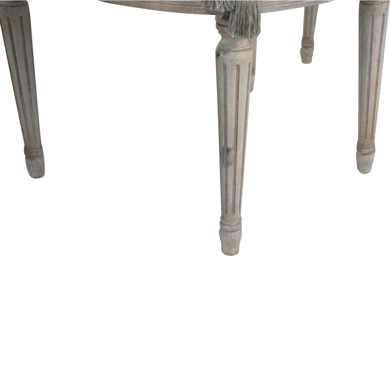 buy Nancy Corzine Louis XVI Arm Chairs Nancy Corzine Chairs