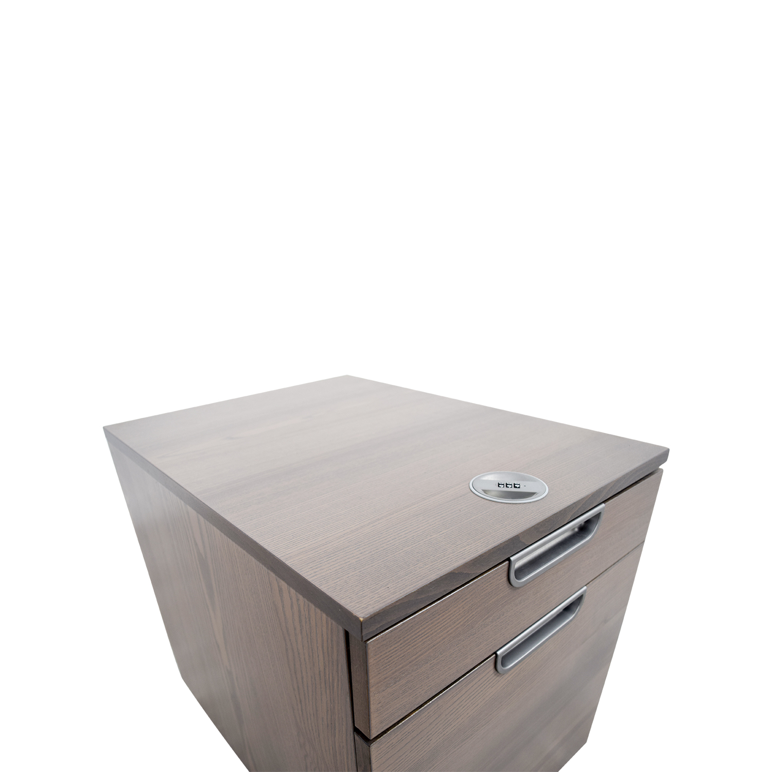 IKEA IKEA Galant Grey File Cabinet with Combination Lock price