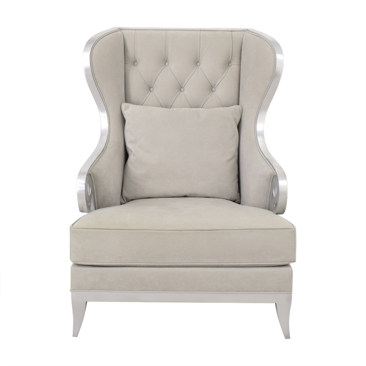 shop Christopher Guy for Style Forum Emily Chair Christopher Guy Accent Chairs