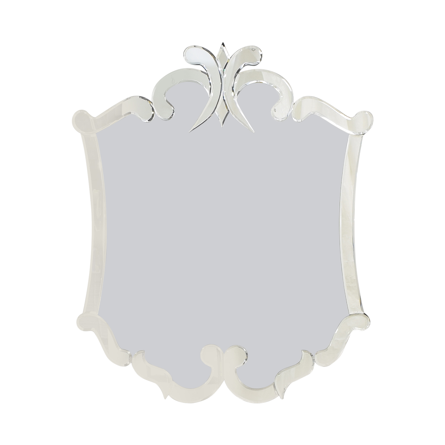 buy  Mirrored Border Wall Mirror online