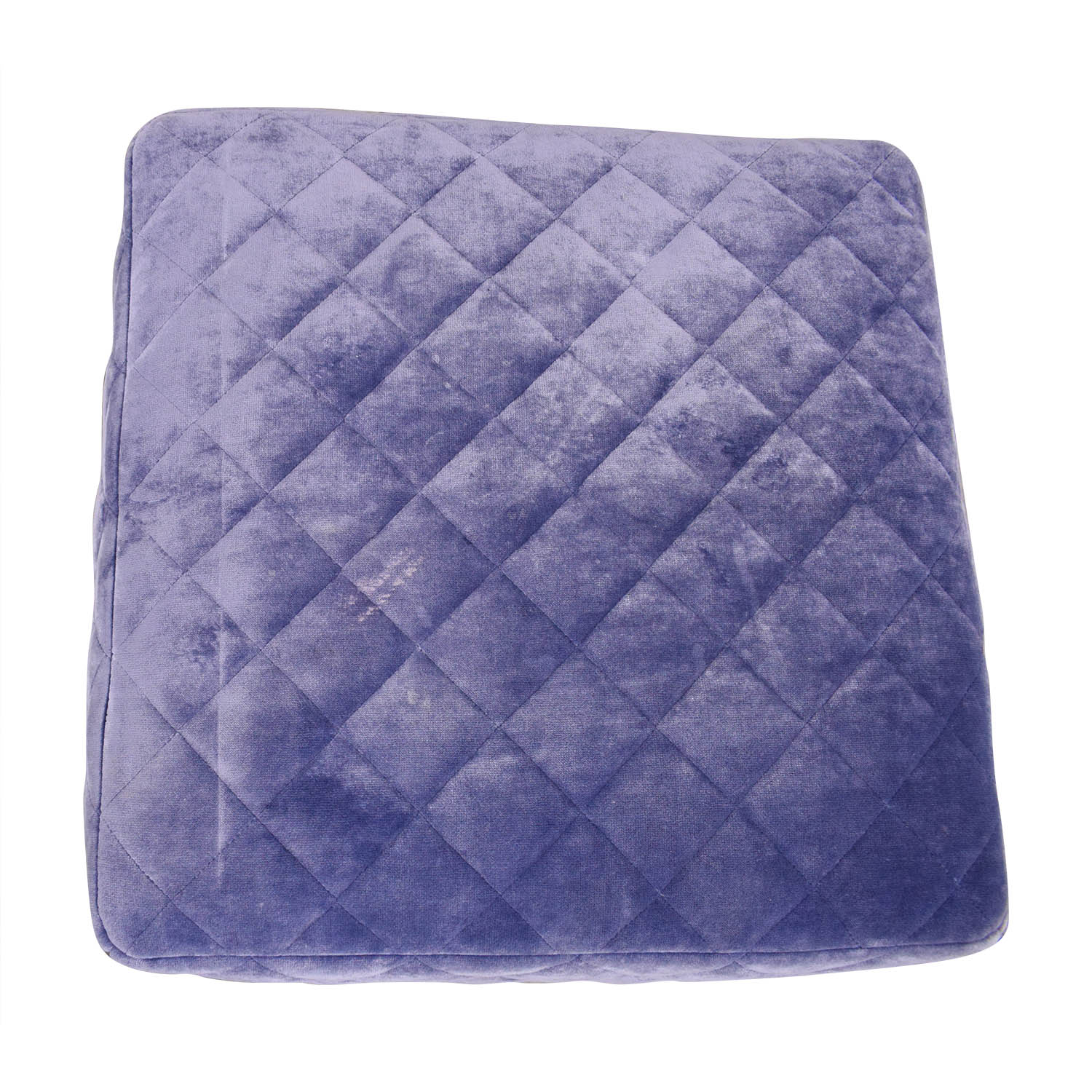 shop Quilted Cube Ottoman  Chairs