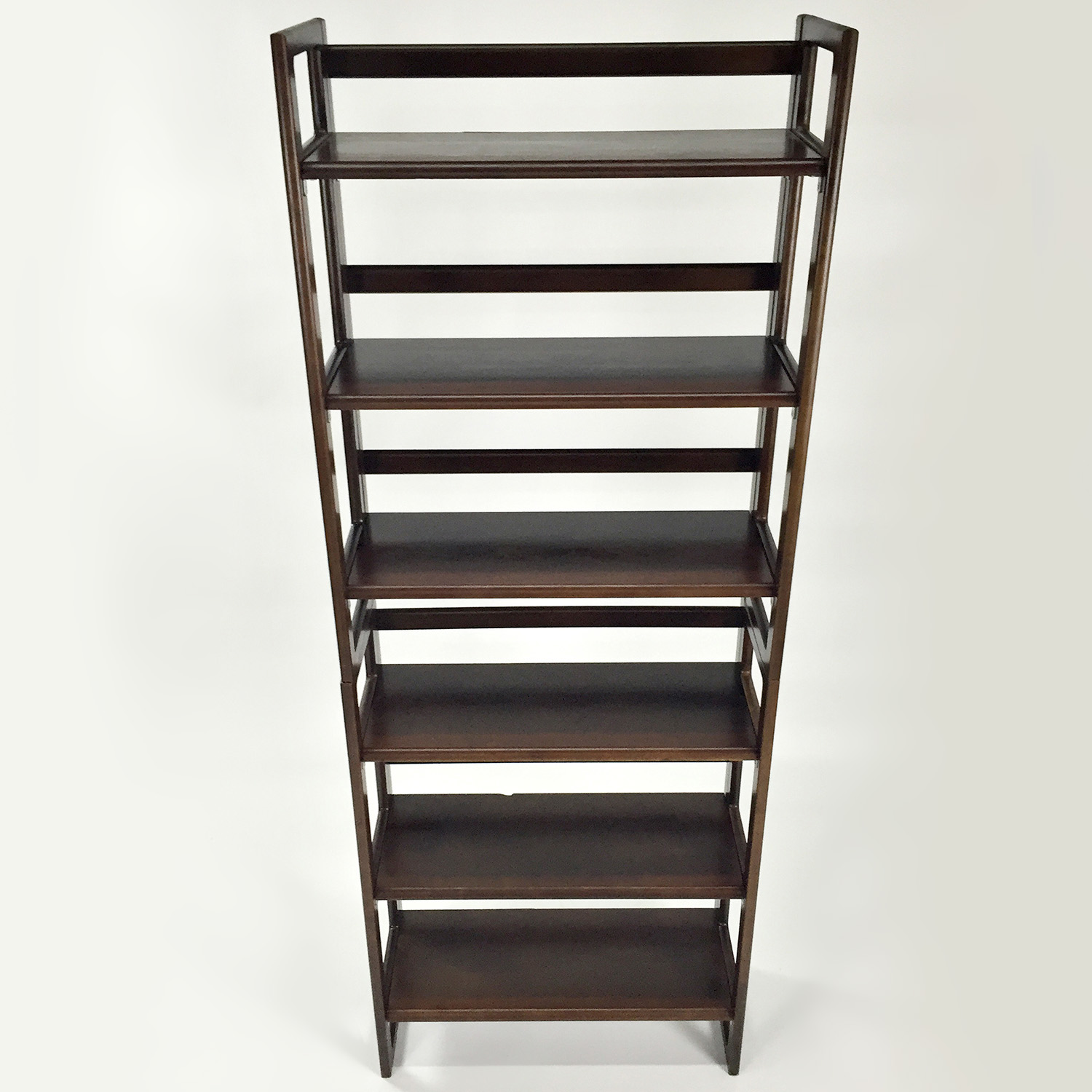 Brown Book Shelves / Bookcases & Shelving