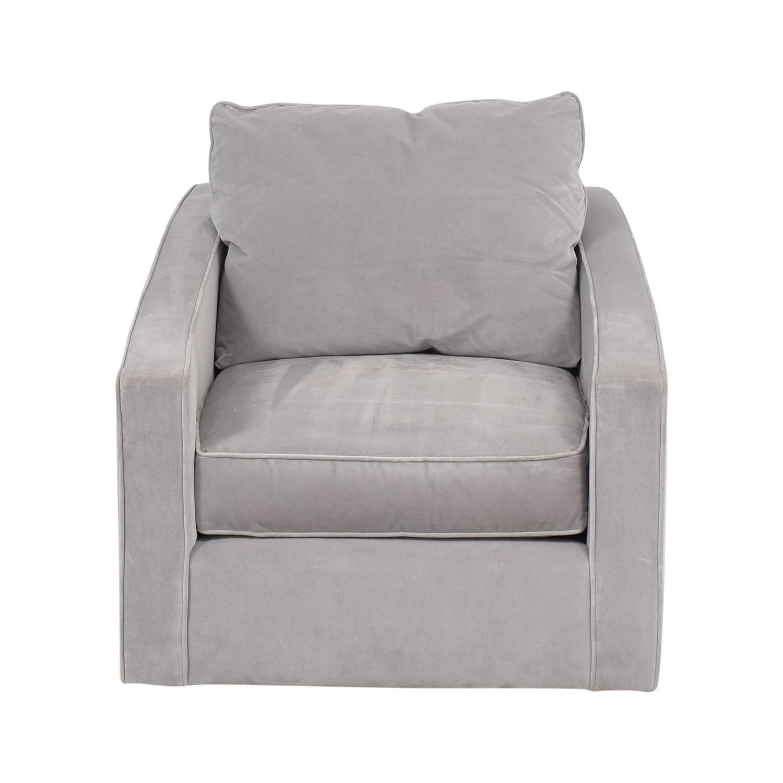 buy Verellen Duke Swivel Club Chair Verellen Accent Chairs