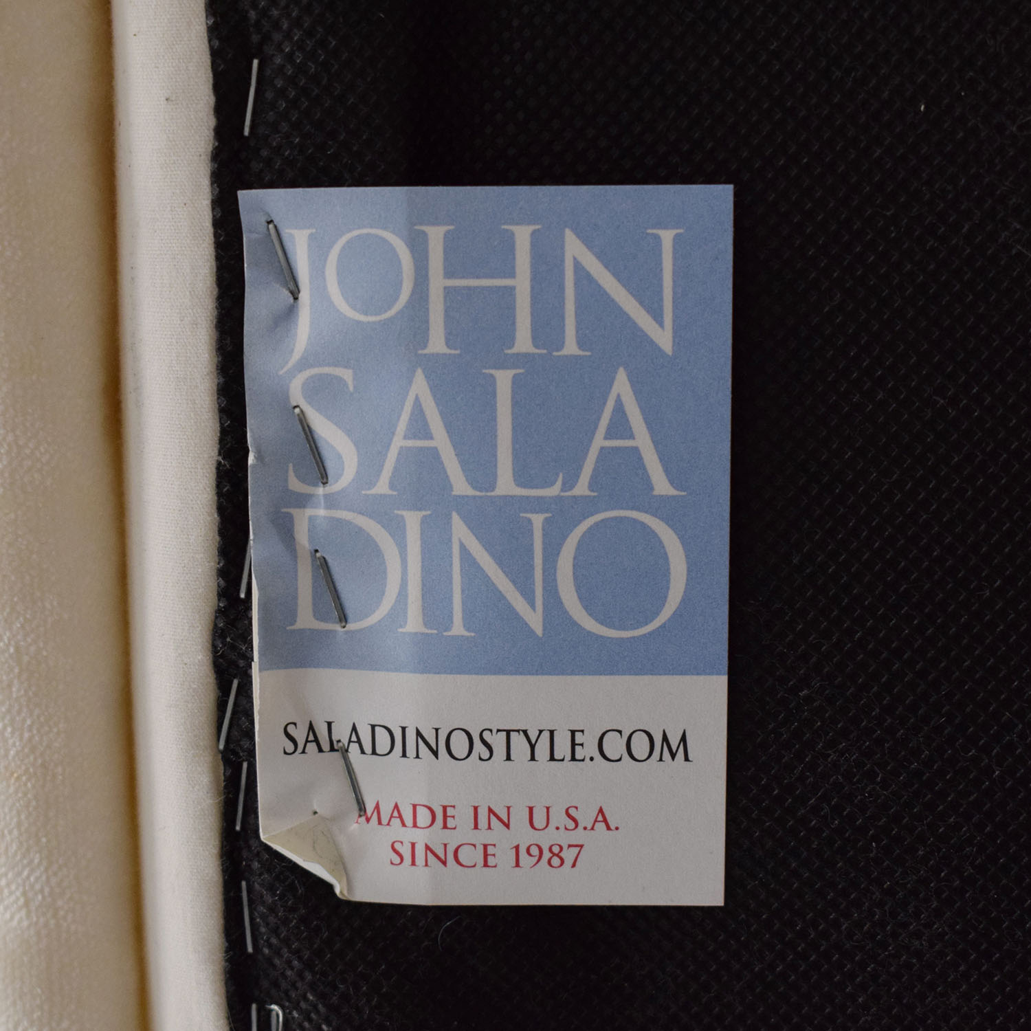 John Saladino Club Chair sale