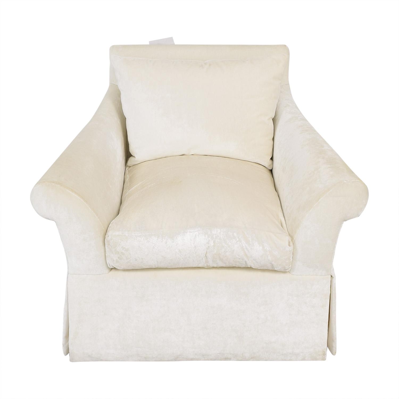 John Saladino John Saladino Club Chair on sale