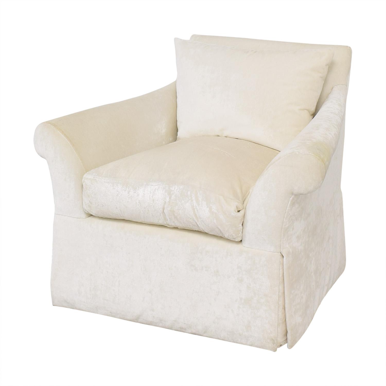 John Saladino Club Chair / Chairs
