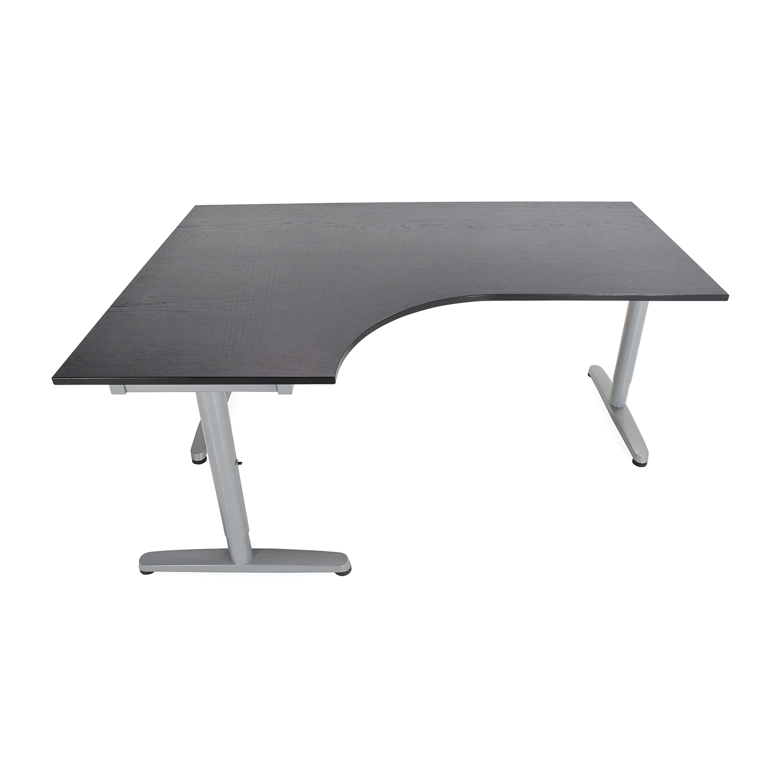 IKEA Galant Corner Desk coupon