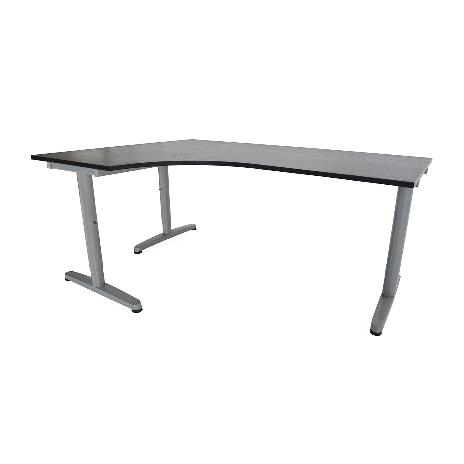 Ikea Galant L Shaped Desk Attractive Project Kapros Ikea