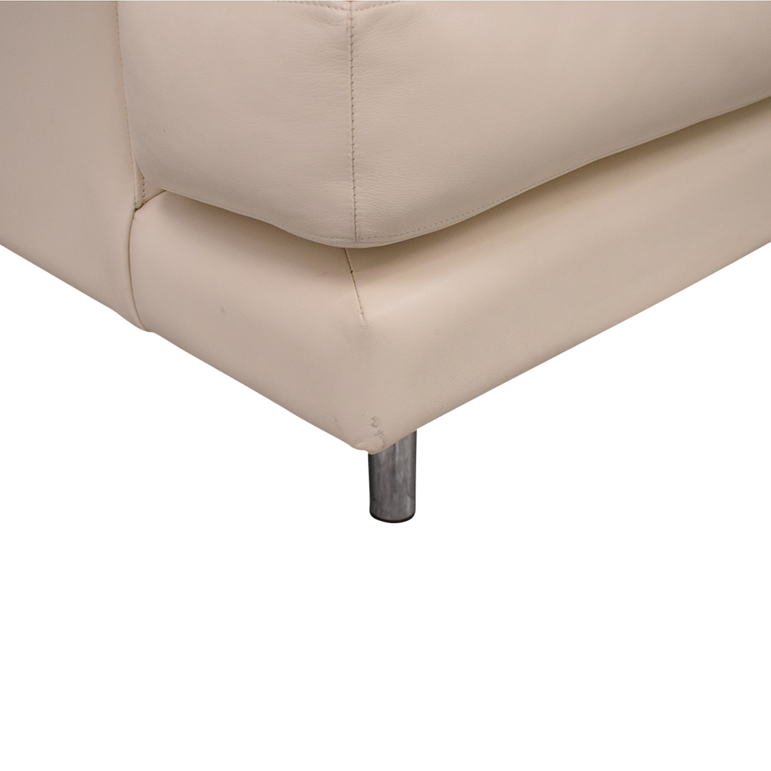 Knoll Knoll D'Urso Residential Lounge Chair off white