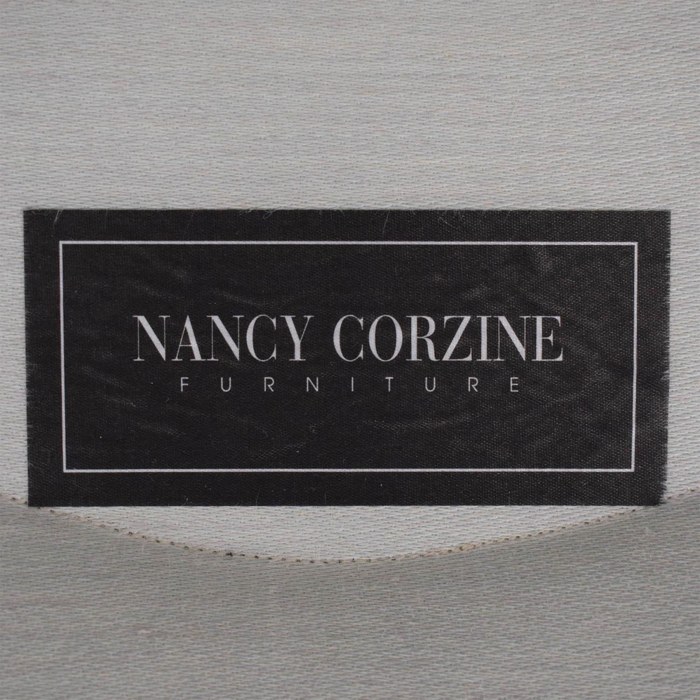 Nancy Corzine Nancy Corzine Louis XVI Arm Chairs Dining Chairs