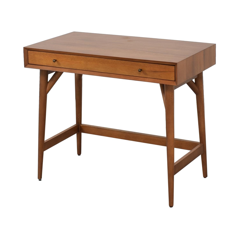 West Elm West Elm Mid Century Mini Desk for sale