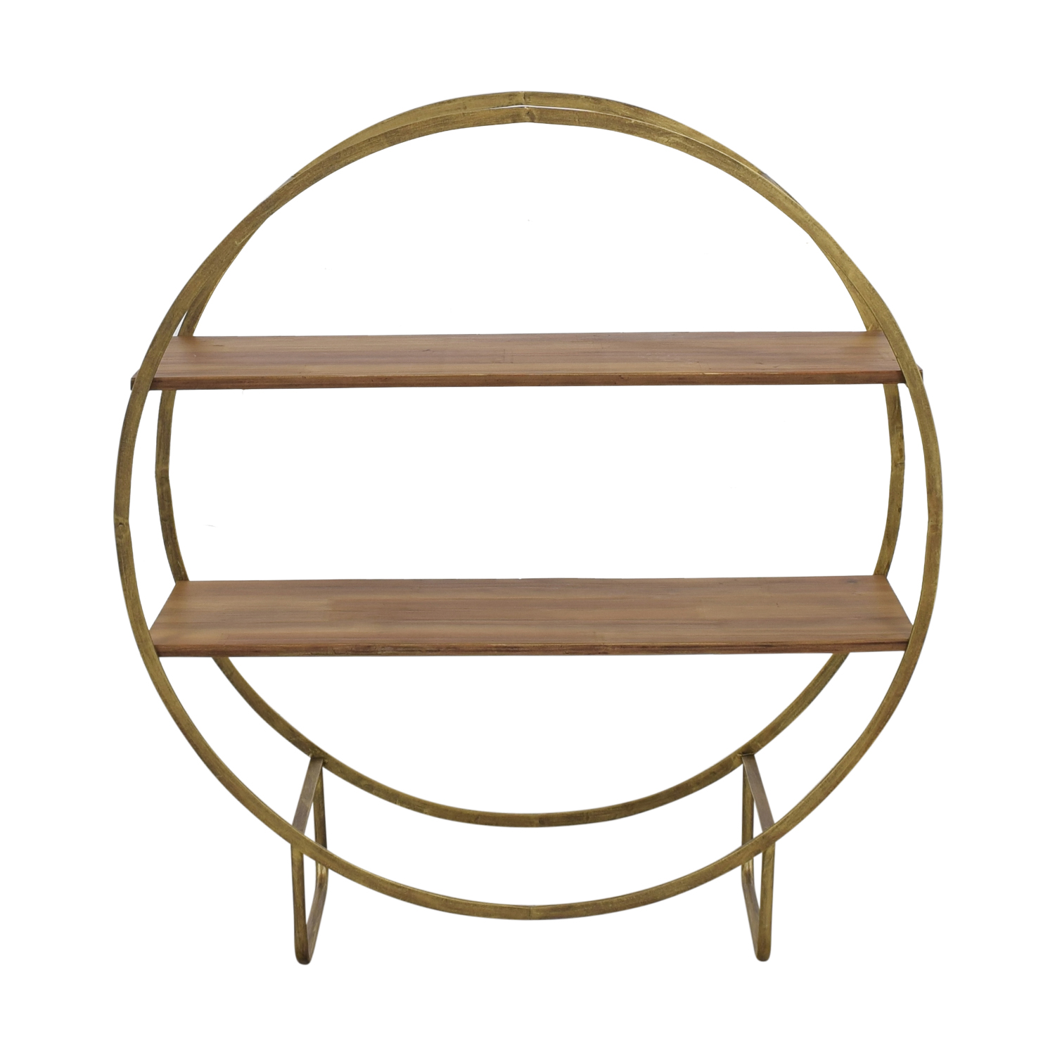 buy Urban Outfitters Brigid Circle Shelf Urban Outfitters Storage