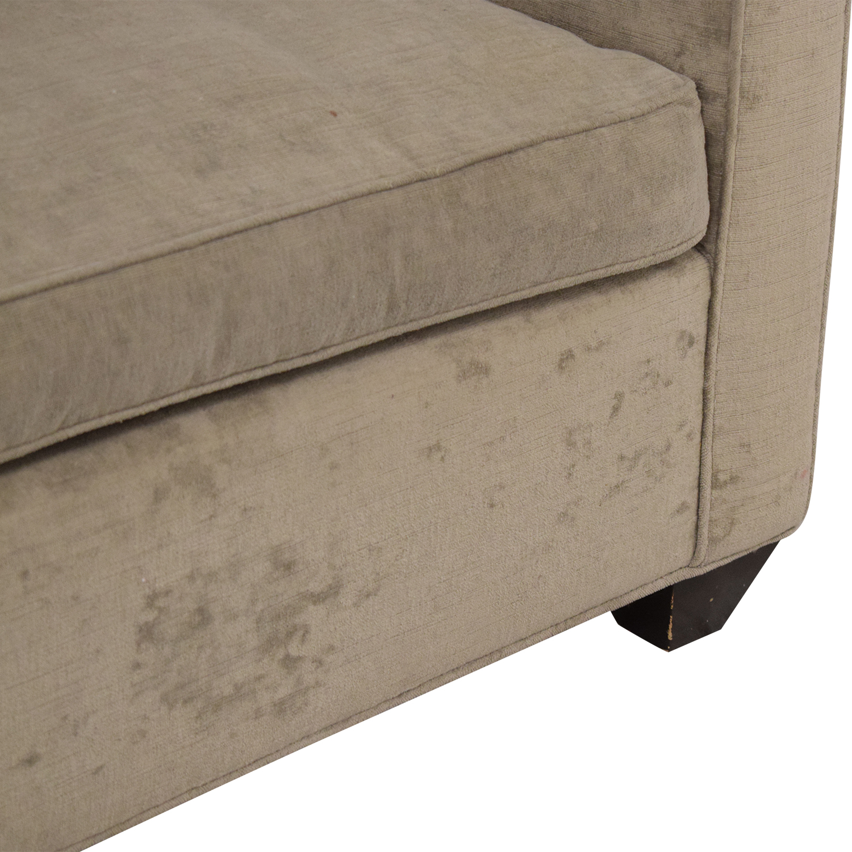 Avery Boardman Avery Boardman Track Arm Sofa Sofas
