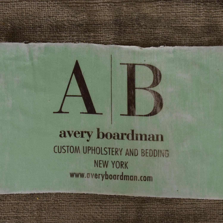 Avery Boardman Avery Boardman Track Arm Sofa nyc