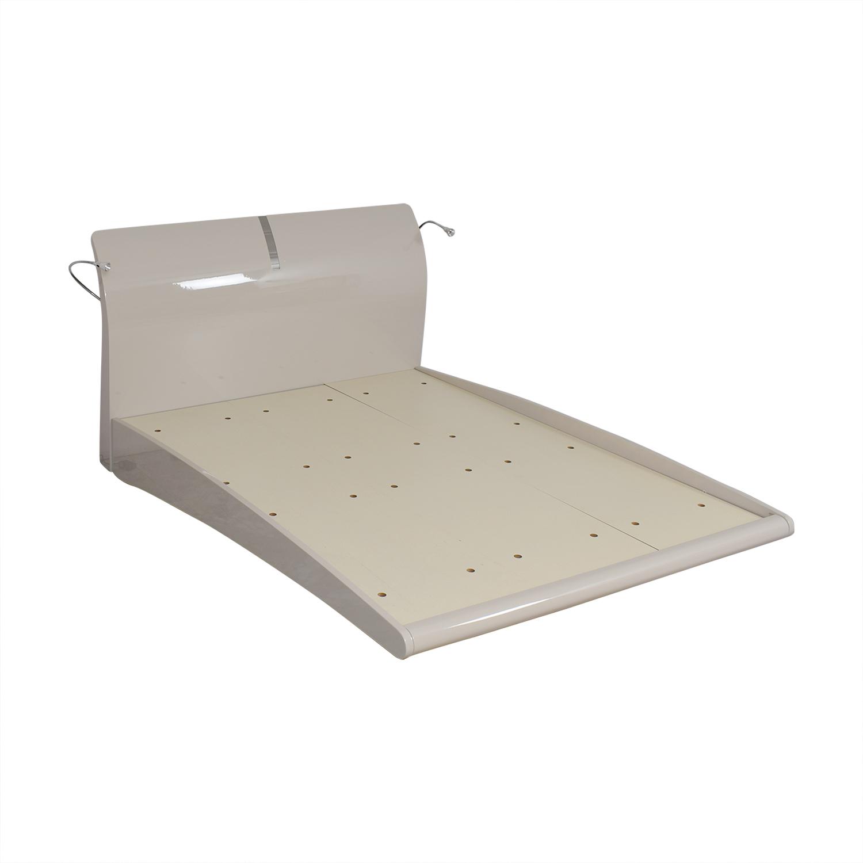 Orren Ellis Orren Ellis Janette Platform Queen Bed discount