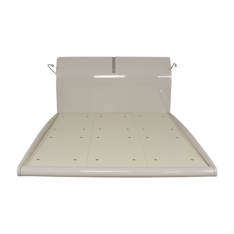 Orren Ellis Orren Ellis Janette Platform Queen Bed dimensions