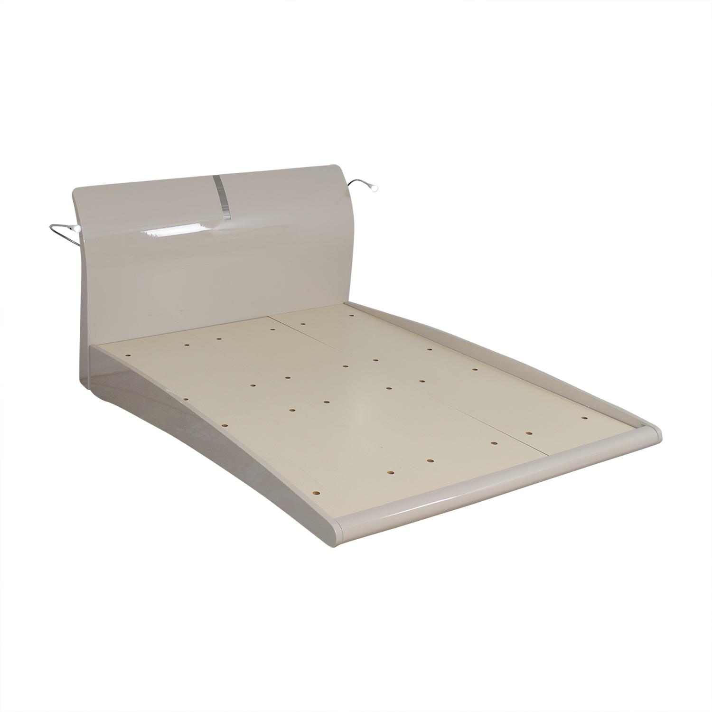 Orren Ellis Janette Platform Queen Bed / Bed Frames