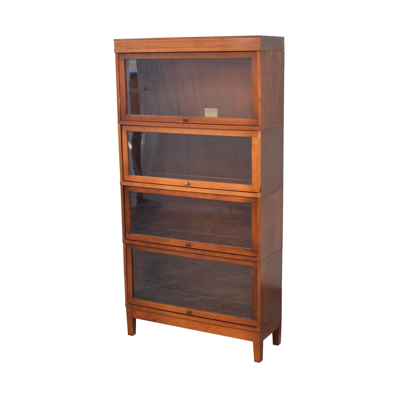 Globe-Wernicke Barrister Bookcase sale