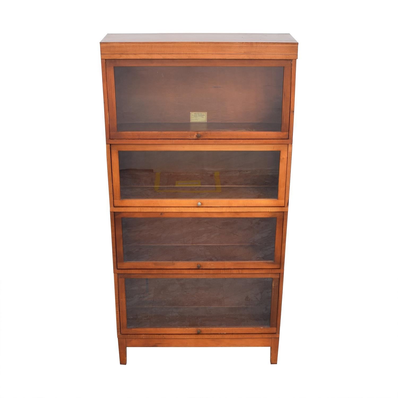 Globe-Wernicke Globe-Wernicke Barrister Bookcase dimensions