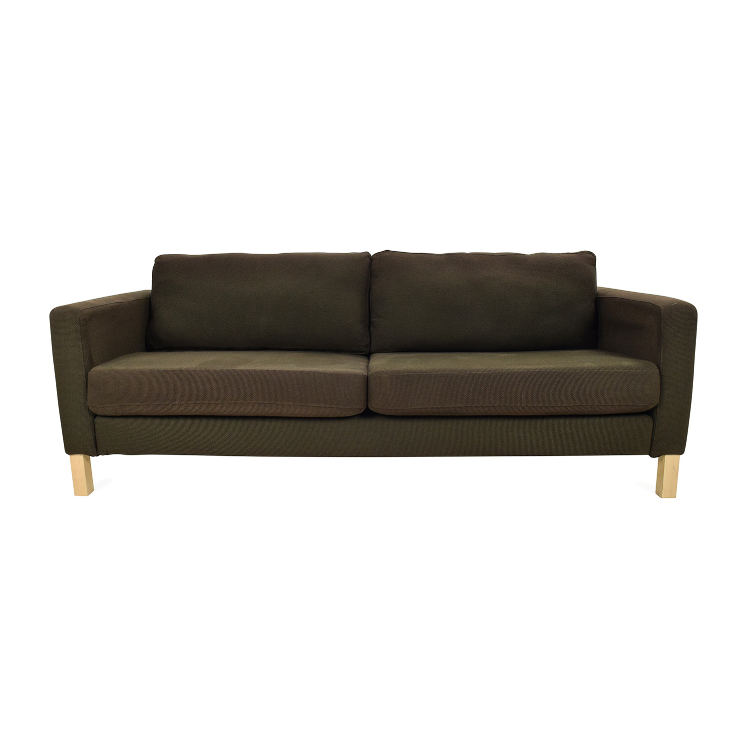 shop IKEA Brown Sofa IKEA