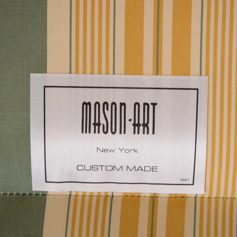 buy Mason-Art Custom Made Chair and Ottoman Mason-Art