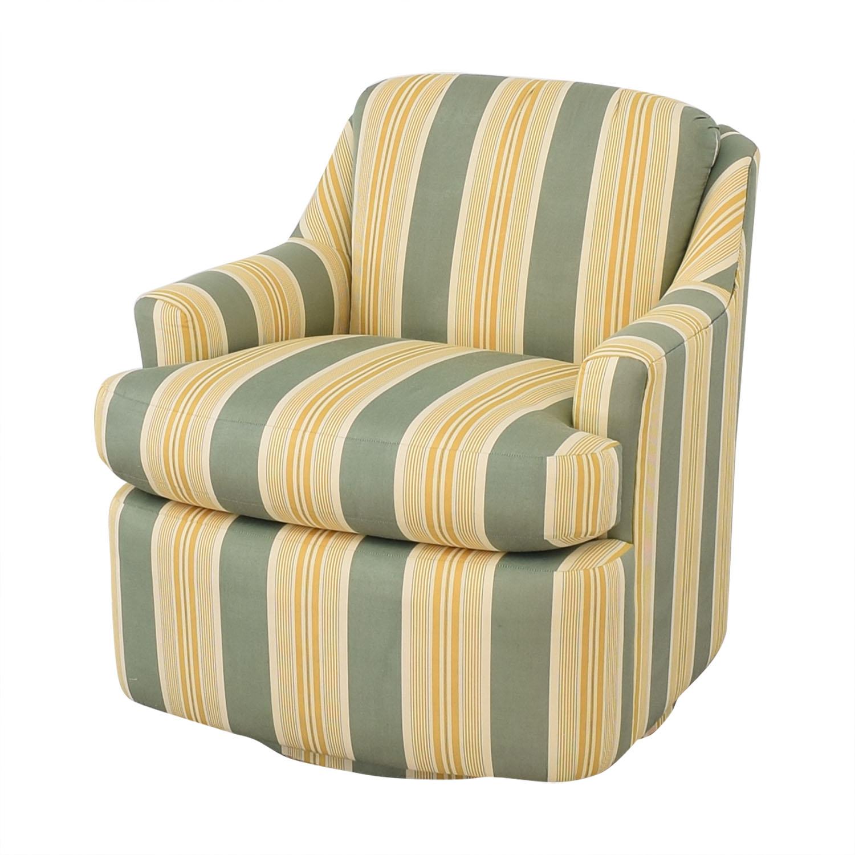 Mason-Art Mason-Art Custom Made Chair and Ottoman Accent Chairs