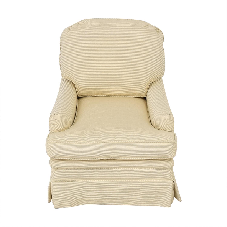 shop Mason Art Slipcovered Chair Mason-Art Chairs
