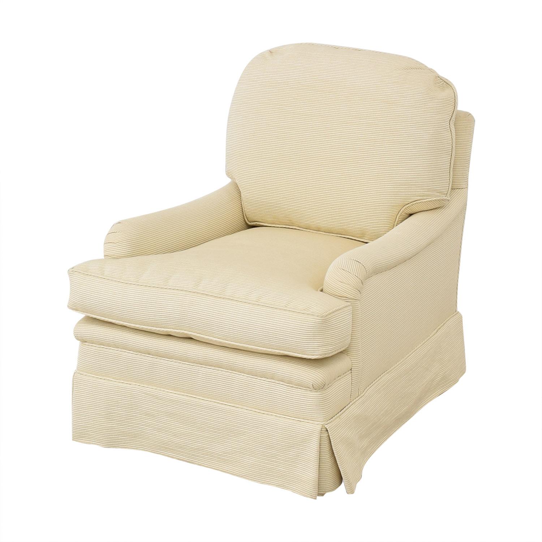 Mason-Art Mason Art Slipcovered Chair