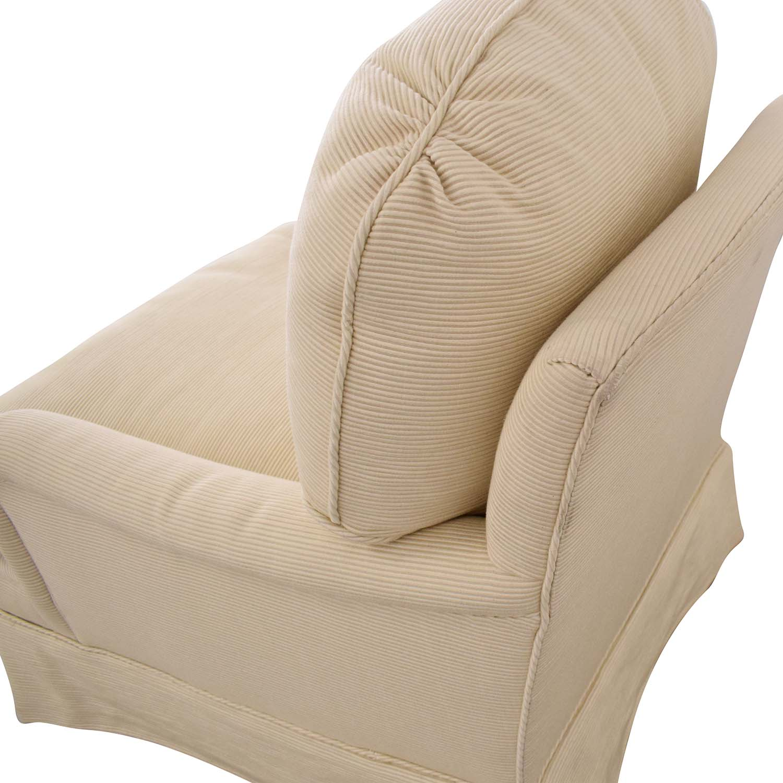 shop Mason-Art Mason Art Slipcovered Chair online