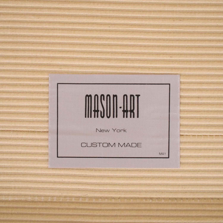 buy Mason Art Slipcovered Chair Mason-Art