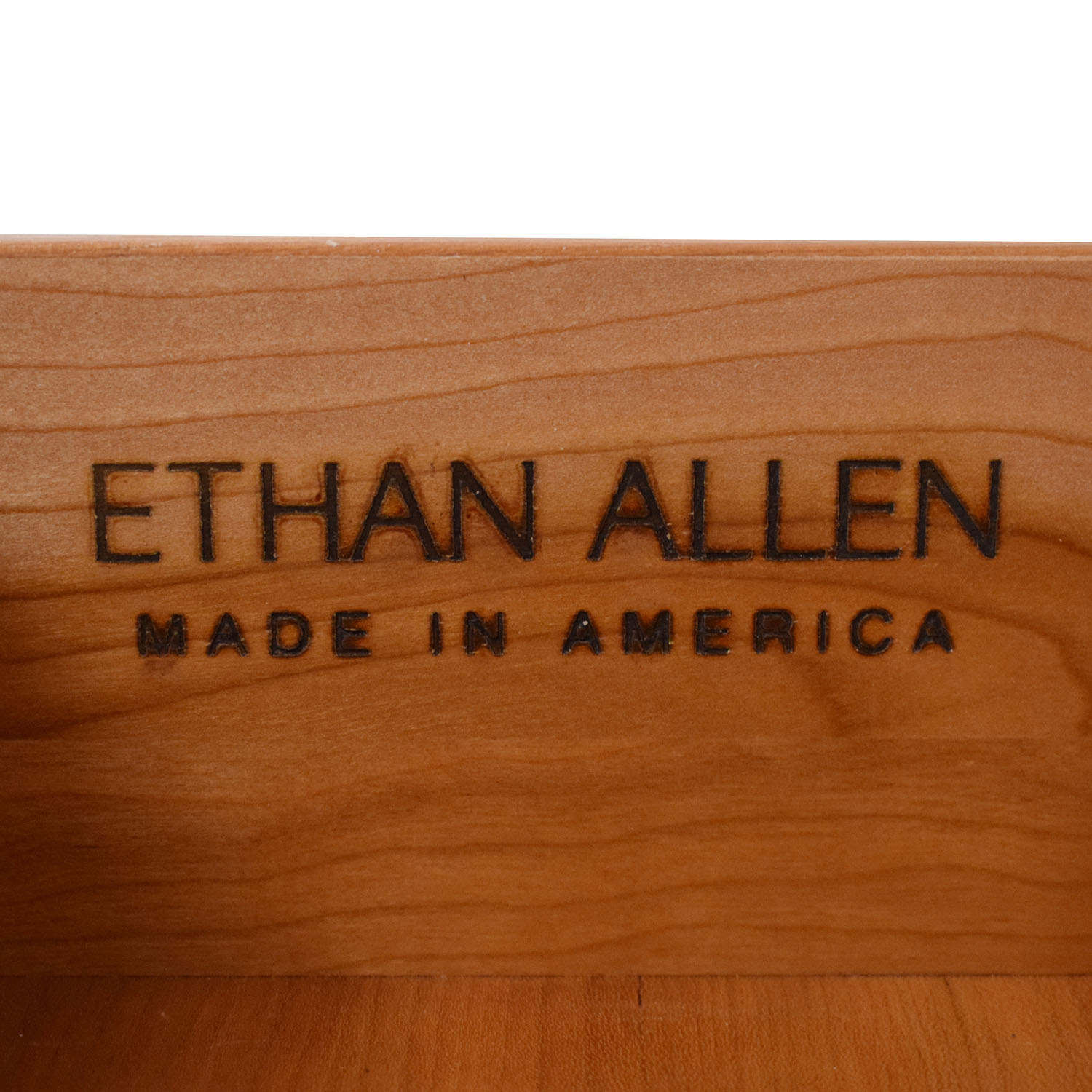 Ethan Allen Ethan Allen Percy Three-Drawer Chest coupon
