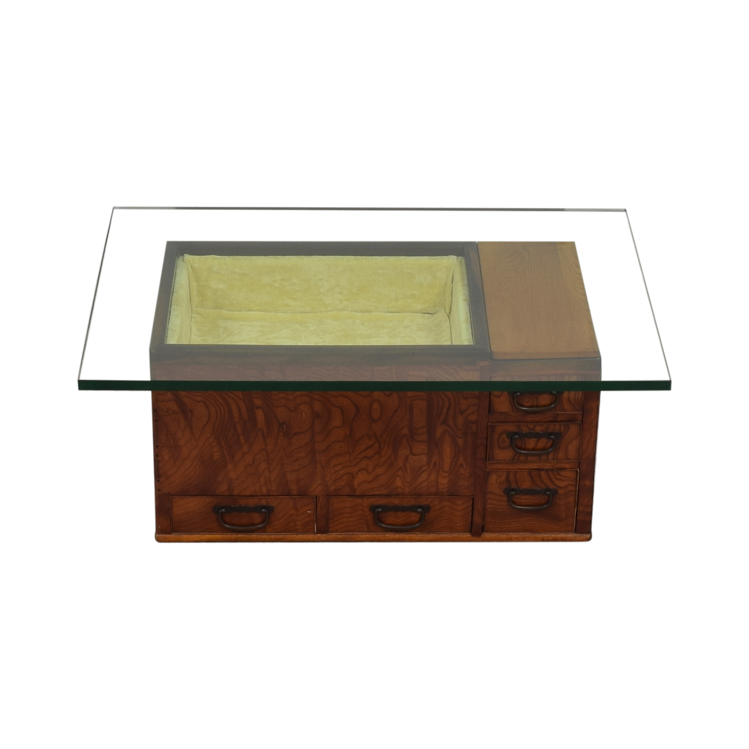 Glass Top Coffee Table Coffee Tables