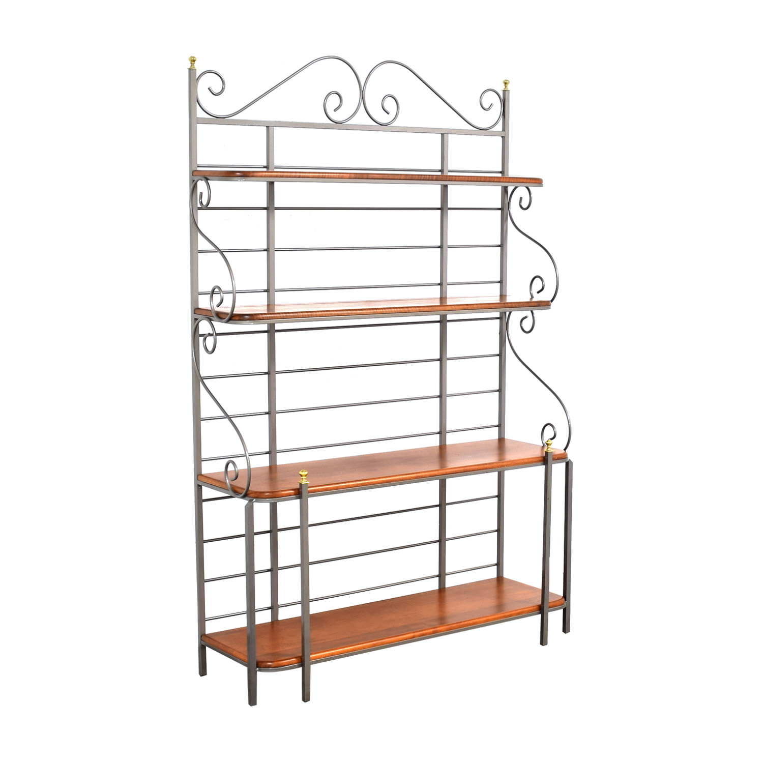 shop Charleston Forge Charleston Forge Bakers Rack online