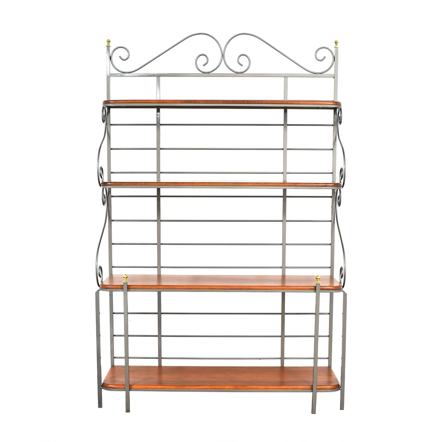Charleston Forge Charleston Forge Bakers Rack dimensions