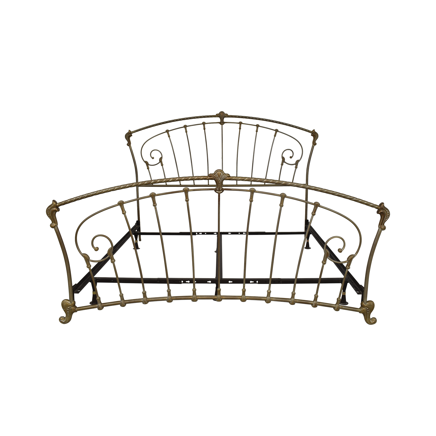 Metal Frame King Bed Bed Frames