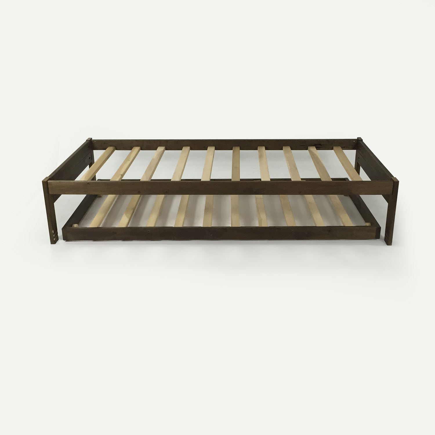 Trundle Bed - Pair of Twin Beds / Bed Frames